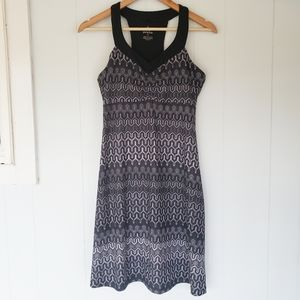 prAna Medium Shauna Dress Midi Racerback